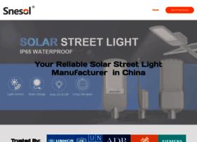 sunvis-solarlighting.com