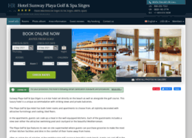 sunway-playa-golf-sitges.h-rez.com