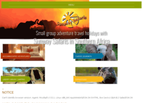 sunway-safaris.co.za
