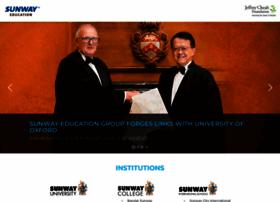 sunway.edu.my