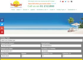 sunwayholidays.ie