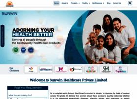 sunwinhealthcare.in