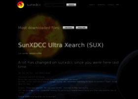 sunxdcc.com