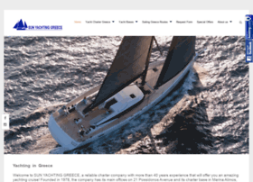 sunyachting.gr