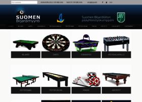 suomenbiljardimyynti.fi