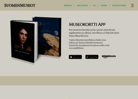 suomenmuseotonline.fi