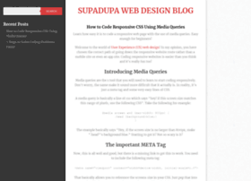 supadupawebdesign.co.uk