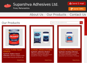 suparshvaindustries.com