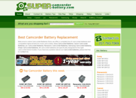 super-camcorder-battery.com