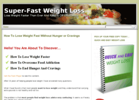 super-fastweightloss.com