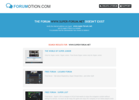 super-forum.net
