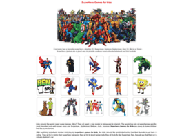 super-hero-games.com