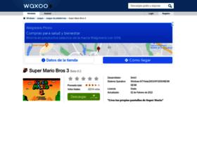 super-mario-bros-3.waxoo.com