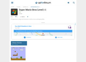 super-mario-bros-level-1-1.uptodown.com