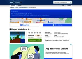super-mario-bros-x.waxoo.com