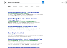 super-messenger.com