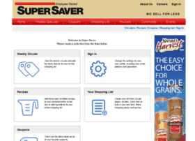 super-saver.mywebgrocer.com