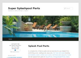 super.splashpoolsparts.com
