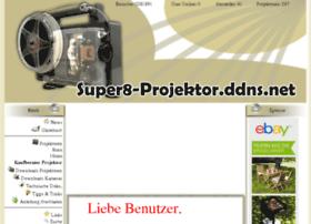 super8-projektor.de