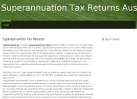 superannuation-tax.webs.com