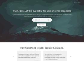 superbin.com