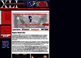 superbowlhistory.net