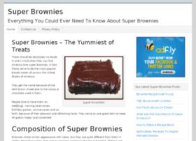 superbrownies.com