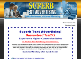 superbtextadvertising.com