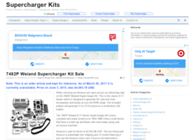 superchargerkits.org