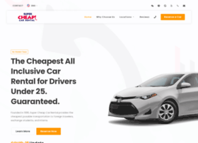 supercheapcarrental.com