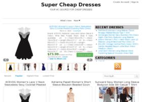 supercheapdresses.com