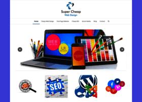 supercheapwebdesign.com