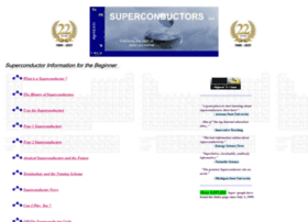 superconductors.org