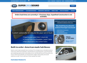 supercrewsound.com