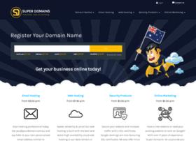 superdomains.com.au