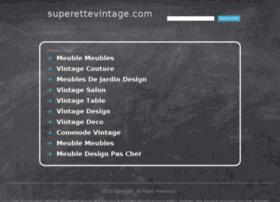 superettevintage.com