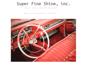 superfineshine.com