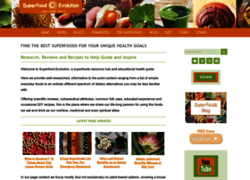 superfoods-for-superhealth.com