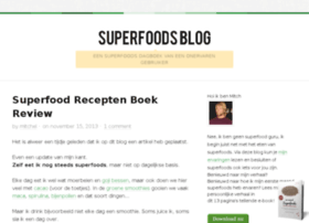 superfoodsblog.nl