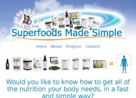 superfoodsmadesimple.com