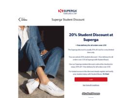 superga.studentbeans.com