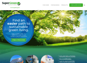 supergreensolutions.com