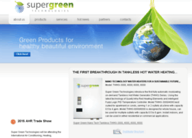 supergreentechnologies.com