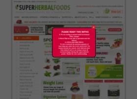superherbalfoods.com