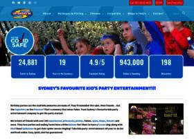 superheroes.com.au