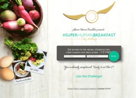 superhumanbreakfast.com