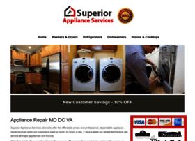 superiorapplianceservices.com