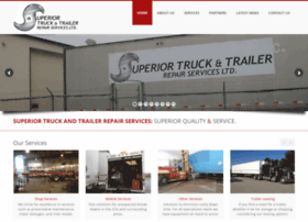 superiortruckrepair.com