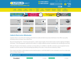 superlecdirect.com