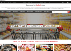 supermarketlabels.com